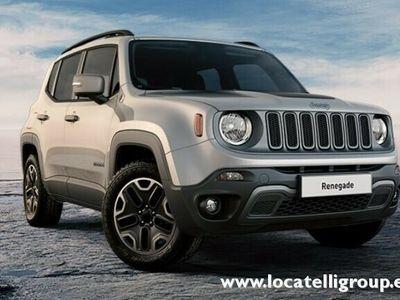 usata Jeep Renegade 1.6 Mjt Limited MY18 CPM vetro scuri e parking