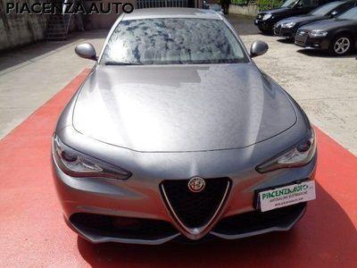 brugt Alfa Romeo Giulia 2.2 Turbodiesel 210 CV AT8 AWD Q4 Veloce