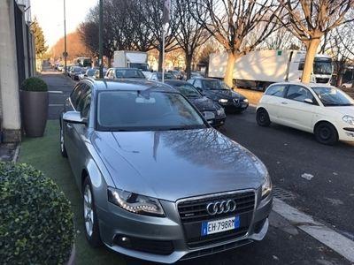 usata Audi A4 Avant 2.0 TDI 143CV F.AP. Quattro Navi*Xenon-Led