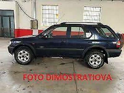 usata Opel Frontera 2.2 16V DTI Wagon Edition 2000
