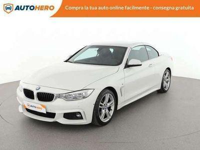 usata BMW 420 d Cabrio Msport - CONSEGNA A CASA GRATIS