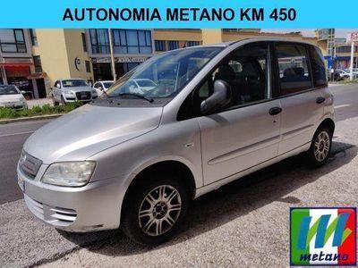used Fiat Multipla 1.6 16V Natural Power Dynamic Senigallia