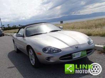 usata Jaguar XK8 Cabrio Benzina