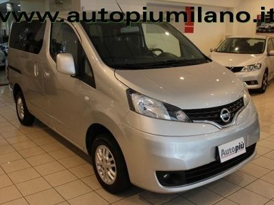 usado Nissan Evalia 1.5 dCi 110 CV n-tec 7 posti