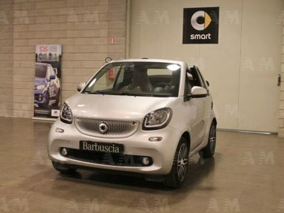 usata Smart ForTwo Cabrio 3ªs.(C/A453) BRABUS 0.9 Turbo twinamic Suitebrown