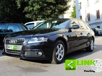 used Audi A4 2.0 TDI 143CV F.AP. Advanced