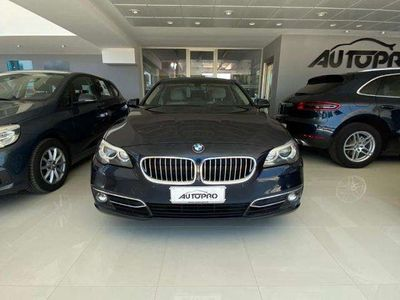 usata BMW 520 Serie 5 d Luxury