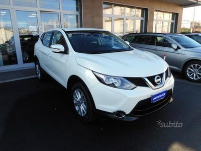 used Nissan Qashqai 1.5 dCi Business Navy km 64000