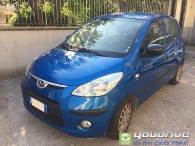 brugt Hyundai i10 1.1 12V BlueDrive GPL USATO MOTORE DA RIPARARE rif. 10131411