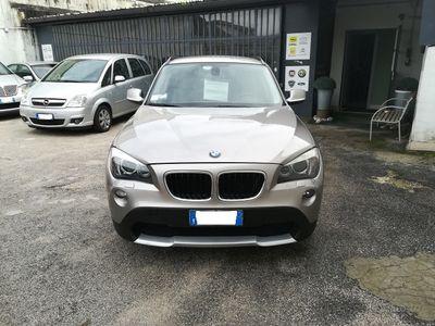 usata BMW 2000 X1d 177cv s drive futura