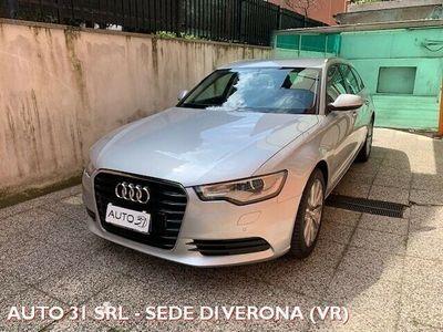usata Audi A6 Avant 2.0 TDI 177 CV multitronic Business plus