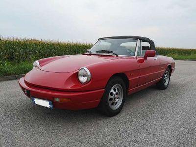 usata Alfa Romeo Spider 1600