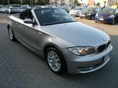usata BMW 118 Cabriolet Serie 1 Cabrio(E88) Attiva