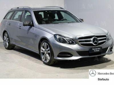 brugt Mercedes 250 Classe E Station WagonBlueTEC 4Matic Automatic Premium del 2014 usata a Bologna