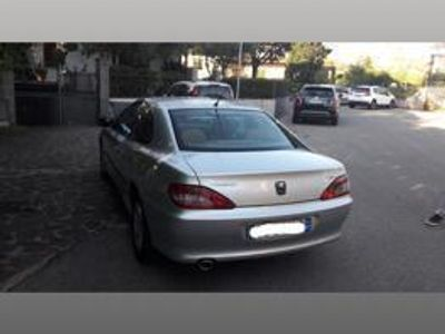 second-hand Peugeot 406 Coupe