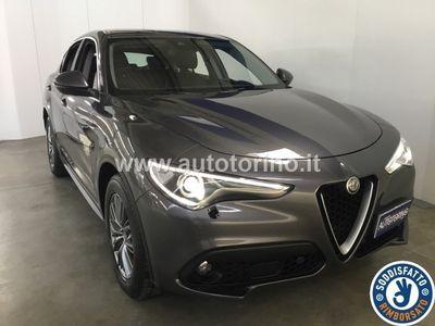 brugt Alfa Romeo Stelvio STELVIO2.2 t Executive rwd 180cv auto