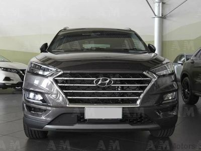usata Hyundai Tucson 1.6 CRDi XTech nuova a Ancona