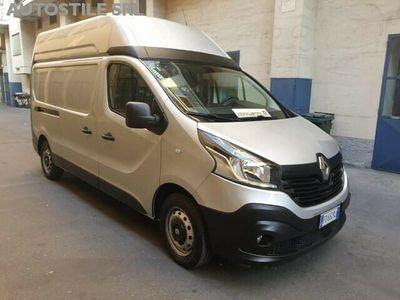 used Renault Trafic 1.6 dCi 120 CV FURGONE **PASSO LUNGO / TETTO ALTO