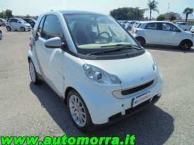 usata Smart ForTwo Coupé 1000 52 kW passion n°4 Benzina