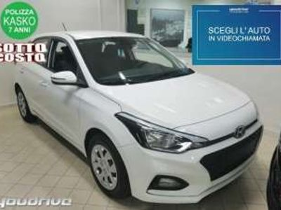 usata Hyundai i20 * Benzina