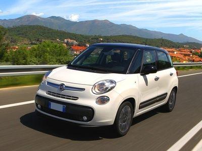 usata Fiat 500L Km 0 Benzina Vittorio Veneto