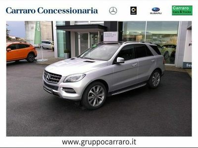 usata Mercedes ML350 ML 350BT Sport c/xeno 4matic auto
