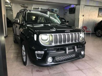 usata Jeep Renegade LIMITED 1.6 MJT 120CV MY20 -LED-XENO-NAVI 8.4