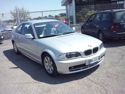usata BMW 323 Ci cat UNIPRO' TAGLIANDI BME NAVI+PELLE+PDC