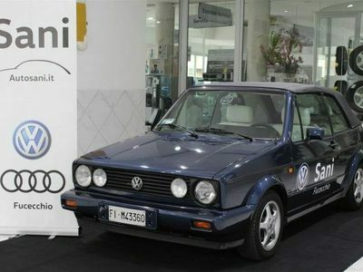 usata VW Golf Cabriolet 1800i cat Classic