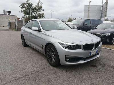usata BMW 318 Gran Turismo Serie 3 G.T. (F34) Luxury