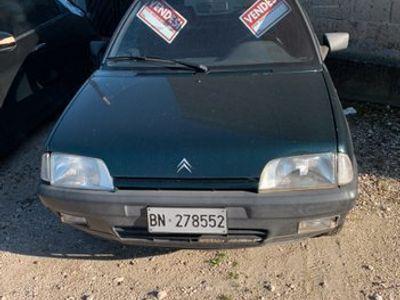 usata Citroën AX 4x4 con gancio traino