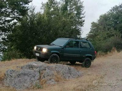 usata Fiat Panda 4x4 1100 i.e. cat 4x4 Trekking