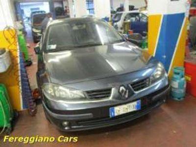 usata Renault Laguna 2.0 dci/150cv grandtour planet full-opt diesel