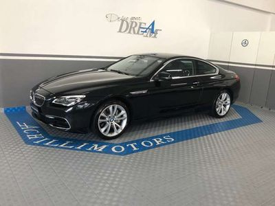 usata BMW 640 Serie 6 (F12/F13) xDrive Coupé Luxury 1prop.