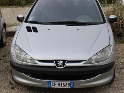 used Peugeot 206 1.1 3p. XT