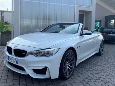 usata BMW M4 Cabriolet Serie 4 Cabrio(F33)