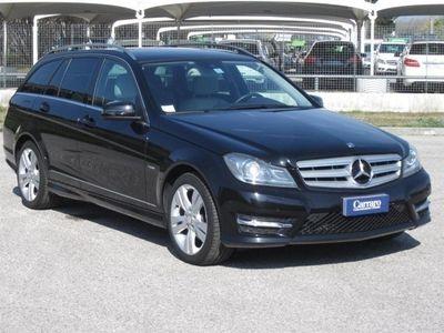 usata Mercedes C220 CDI S.W. BlueEFFICIENCY Avantgarde
