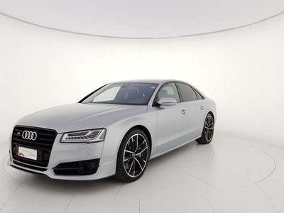 usata Audi S8 plus 4.0 V8 tfsi quattro 605cv tiptronic