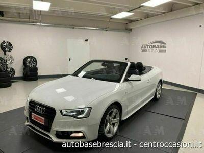 usata Audi A5 Cabriolet 2.0 TDI 177 CV Advanced usato