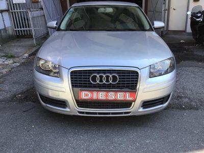usata Audi A3 1.9 tdi tutbodiesel 3 porte 105 cv