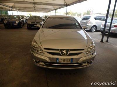 usado Peugeot 607 2.7 V6 24V HDi FAP aut.