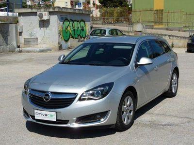 brugt Opel Insignia 1.6 CDTI 136CV Sports Tourer aut. Cosmo Business