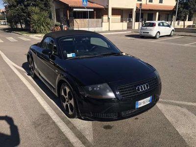 usata Audi TT Roadster