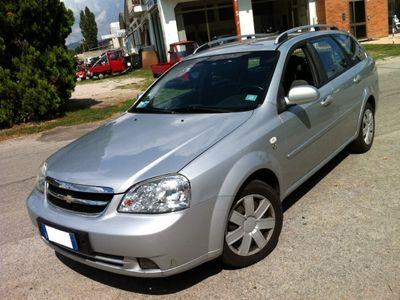 usata Chevrolet Nubira SW 1.6 16V 109CV SX GPL