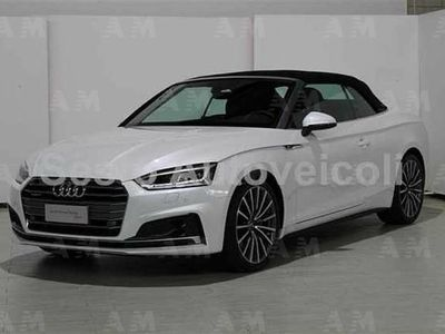 gebraucht Audi A5 Cabriolet A5 Cabrio 2.0 TDI 190 CV S tronic quattro e