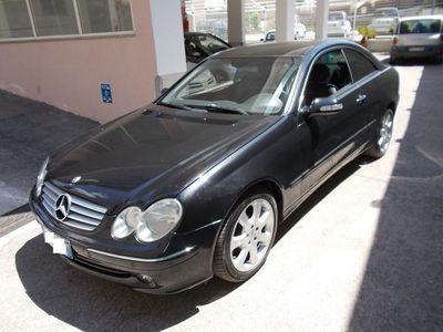 usata Mercedes CLK200 Classe Coupè Kompr. Tps Elegance Usato