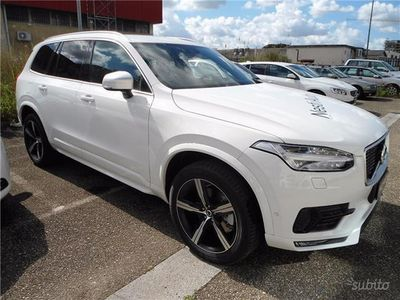 brugt Volvo XC90 D5 AWD Geartronic R-design Nuova