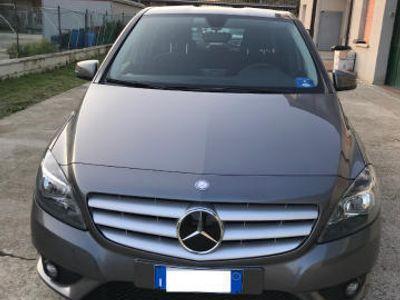 usata Mercedes B200 CDI AUT. EXECUTIVE - TELECAMERA POST - GARANTITA