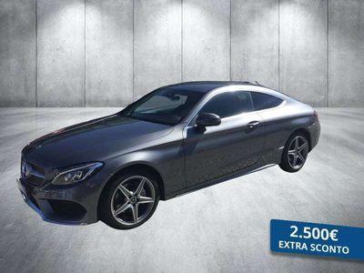 usata Mercedes 220 Classe C coupe C Couped Premium 4matic auto