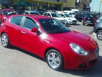 usata Alfa Romeo Giulietta 1.6 JTDm-2 105 CV EURO 5 FAP DISTINCTIVE